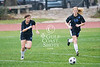 The Cyclones of Casady play the Crusaders of Saint Andrew's Episcopal School in Game 4 of Division 2 girls soccer in the Winter 2009 SPC tournament.