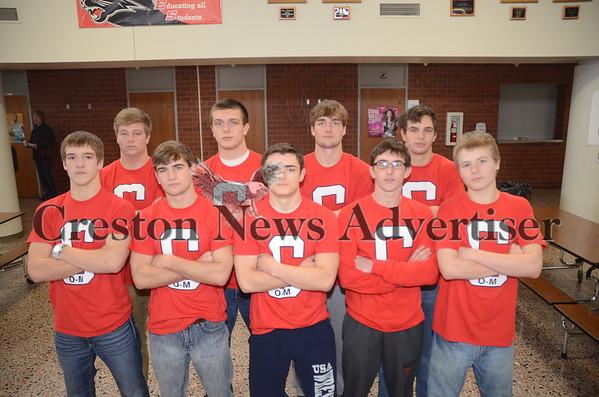 02-18 Creston state wrestling qualifiers