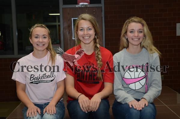 03-31 Creston girls basketball banquet