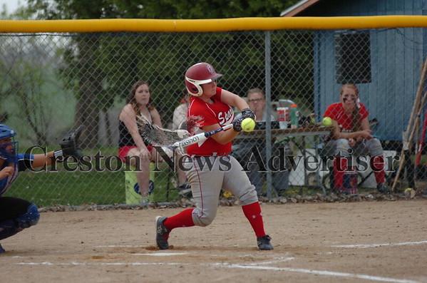 04-20 SWCC-Kirkwood softball