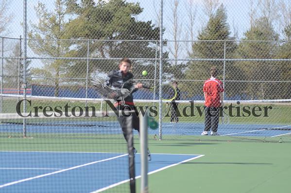 04-21 Creston-Clarinda tennis