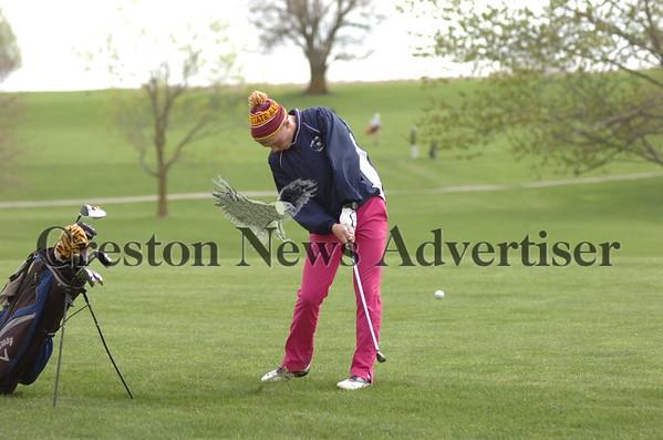 04-22 Mount Ayr-East Union golf