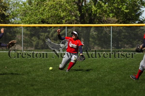 04-23 SWCC-Graceland softball