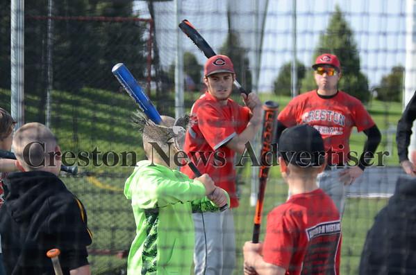 04-24 Creston baseball camp