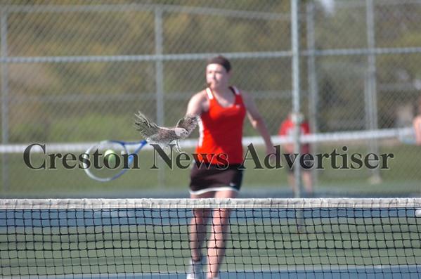 05-01 Creston-Shenandoah girls tennis