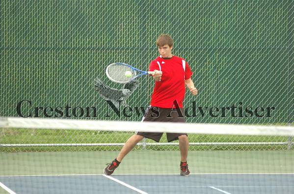 05-05 Creston-Clarke boys tennis