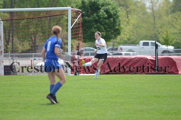 05-11 Creston-Underwood girls soccer