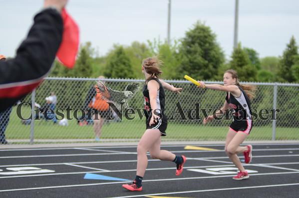 05-11 MS girls track meet