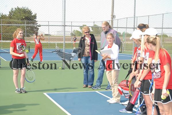 05-13 Creston-Boone girls tennis