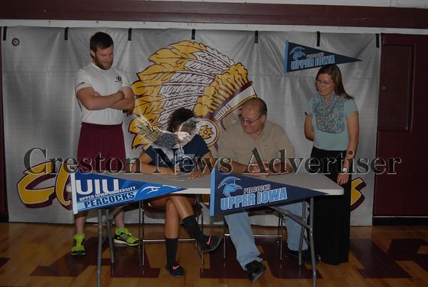 05-14 Bronwyn Miller signing