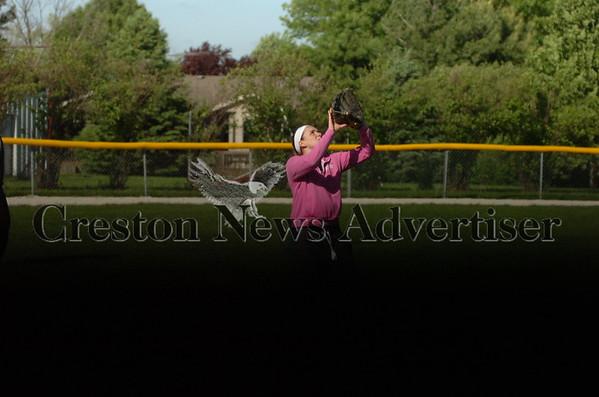 05-21 Creston softball practice