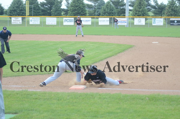 06-17 Creston-Red Oak baseball