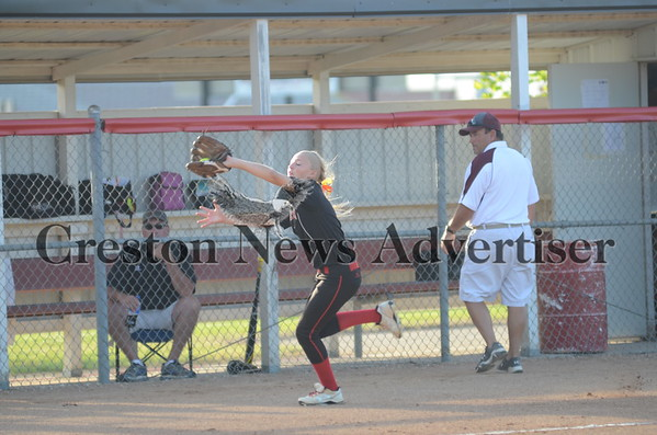 06-25 Creston-Shenandoah softball