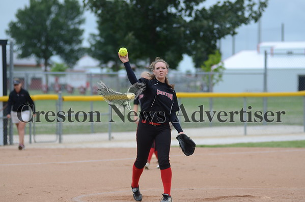 07-03 Creston-Clarinda softball
