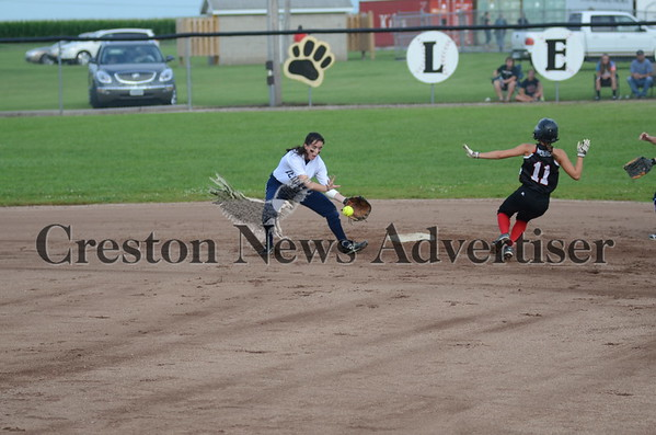 07-14 Mt. Ayr-Bedford softball