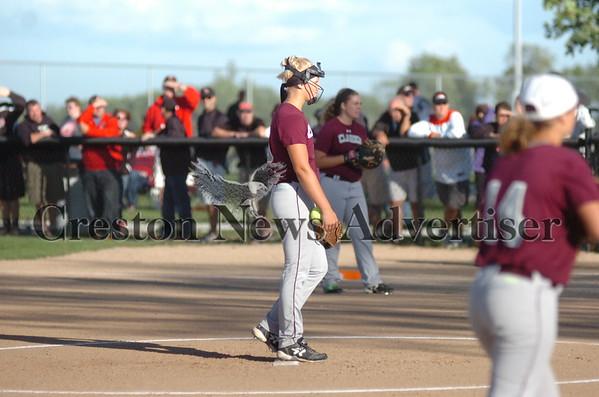 07-15 Clarke-ADM regional softball