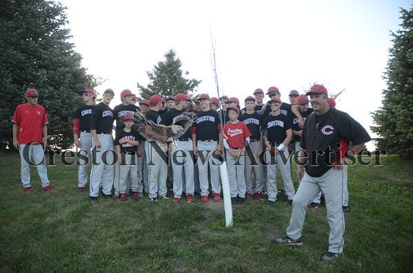 07-16 Creston-Chariton baseball