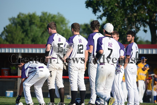 07-21 Nodaway Valley-Martensdale St Marys substate baseball