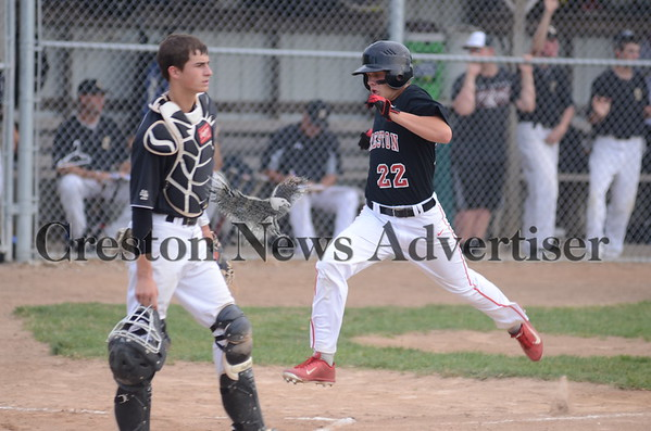 07-22 Creston-Glenwood baseball