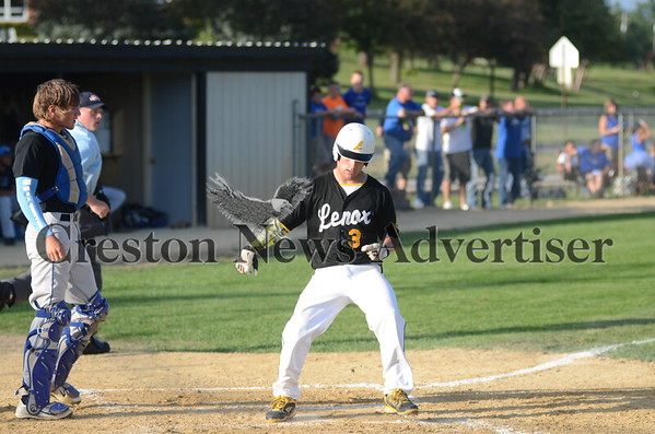 07-23 Lenox-Underwood baseball