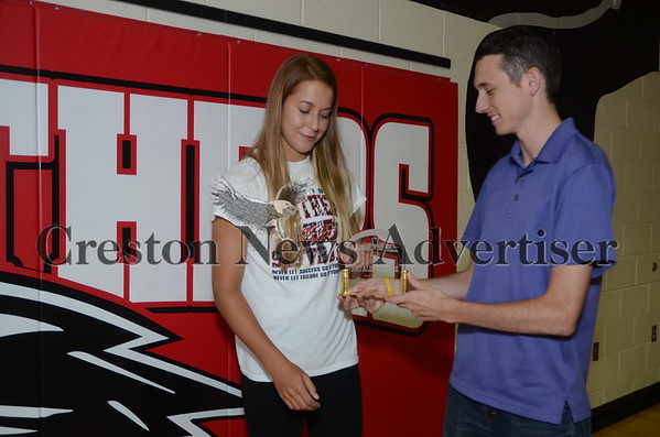 08-12 Female Athlete of the Year