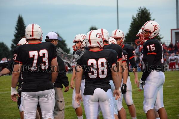 08-29 Creston/O-M vs Boone football