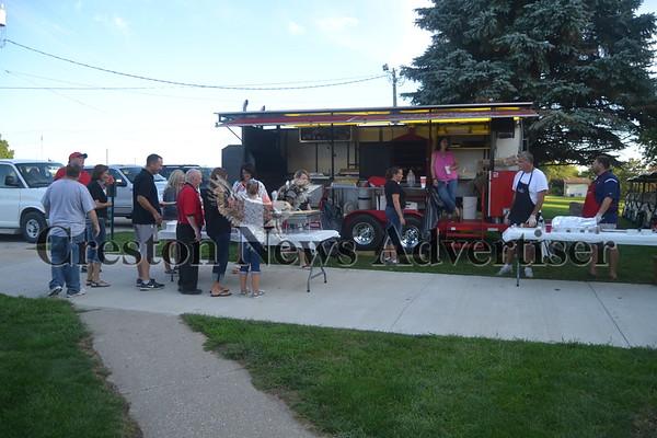 08-30 Creston/O-M football cookout