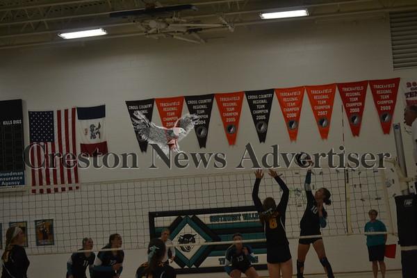 09-14 Lenox - SWV volleyball