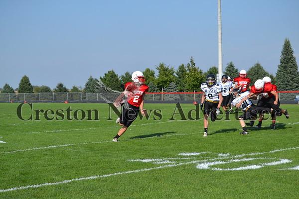 09-26 Creston Atlantic 8th grade football