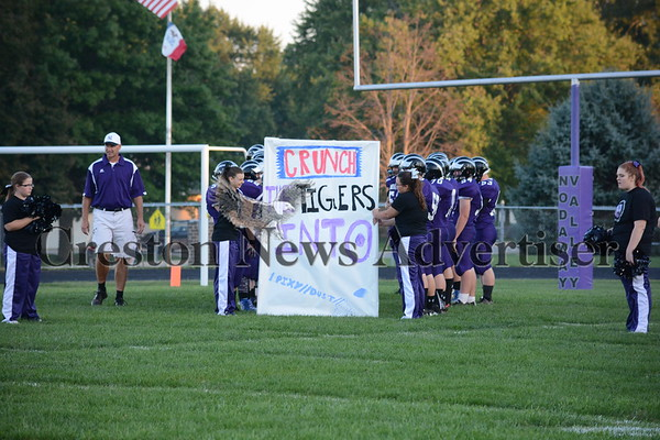 09-26 Nodaway Valley-Griswold football