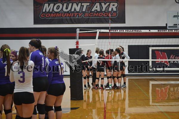 09-27 Nodaway Valley - Mount Ayr volleyball