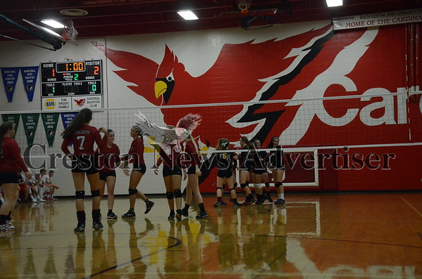 09-29 Lenox volleyball at Central Decatur