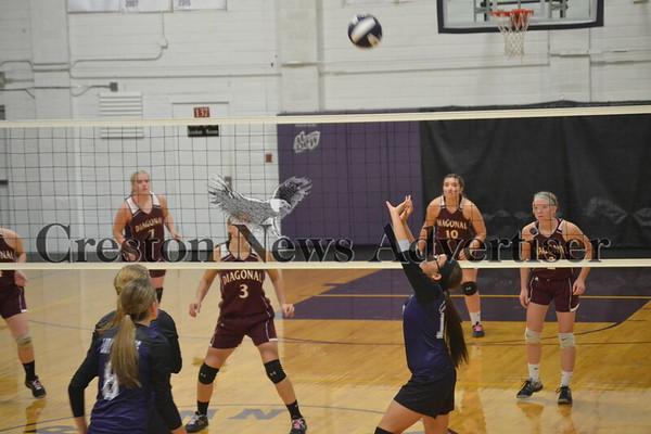09-30 Diagonal - Murray volleyball