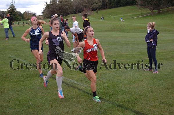 10-07 Nodaway Valley cross country meet