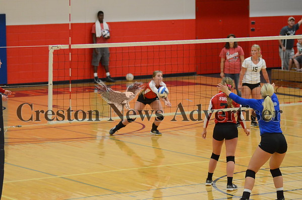 10-08 SWCC-Kirkwood volleyball