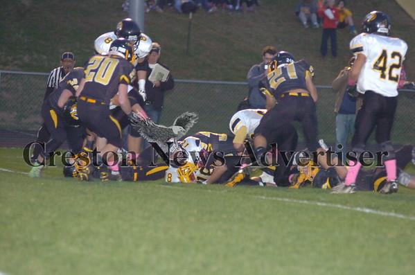 10-12 Lenox-Fremont Mills football