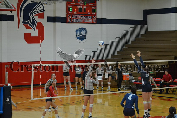 10-13 SWCC-IC volleyball