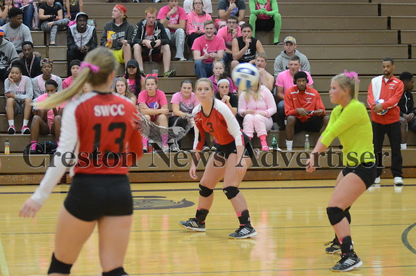 10-20 SWCC-Highland volleyball