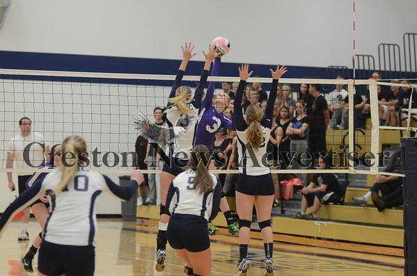 10-21 NV-DM Christian volleyball