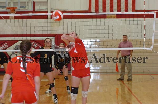 10-22 Lenox-OM regional volleyball