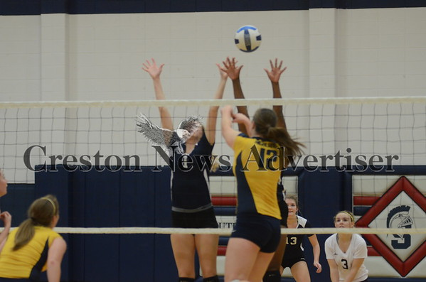 10-28 SWCC-Highland volleyball