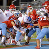 Lumberton Raiders take on the Carthage Bulldogs for the 4A Area Round Playoff Friday, Nov 22, 2019 in Lumberton, Tx.  Photo: Drew Loker/Special to The Enterprise