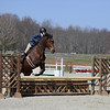 Rider: Kaylyn Sawyer<br /> Horse: Simon<br /> School: Sweet Briar College