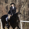 Rider: Madeline Coleman<br /> Horse: Tina<br /> School: Sweet Briar College