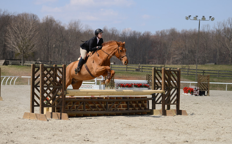 Rider: Grace Griffin<br /> Horse: More About Me<br /> School: Sweet Briar College