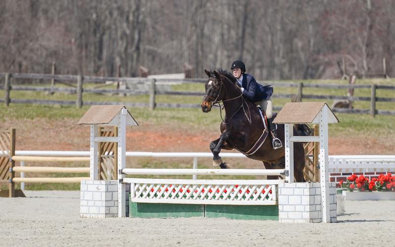 Rider: McKenna Wilder<br /> Horse: Dance<br /> School: Sweet Briar College