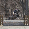Rider: Katie Cartwright<br /> Horse: Echo<br /> School: Sweet Briar College
