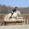 Rider: Wendy Ferguson<br /> Horse: Fable<br /> School: Sweet Briar College