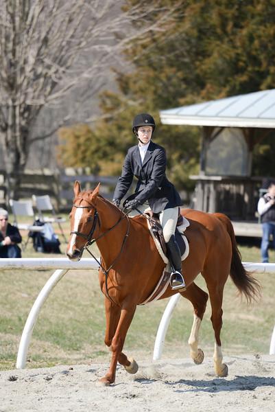 Rider: Jennifer Mix<br /> Horse: Parliament<br /> School: Sweet Briar College