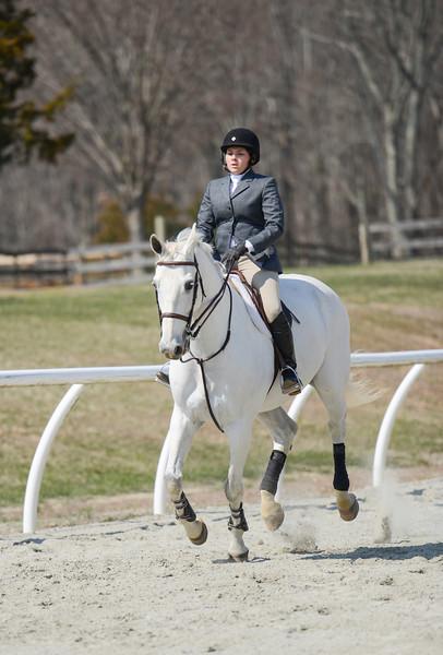 Rider: Abby Strohmeyer<br /> Horse: Tortuga (aka Tank)<br /> School: Sweet Briar College